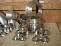 stainless steel pipe fittings , flanges