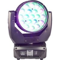 Osram leds eye candy effect zoom function beam wash hybird moving head