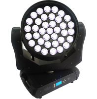Osram leds area pixel mapping zoom function beam wash hybird moving head