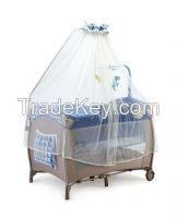 Chinese manufacturer of  baby  bed multi-purposes baby crib rocking baby crib