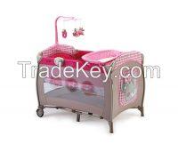 wholesale price of baby double crib best selling baby crib custom  baby crib