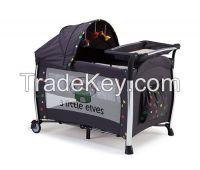wholesale baby travel crib, china supplier baby folding crib ,high quality baby folding playpen