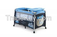 easy folding outdoor travel cot full function infant baby playpen most popular infant large playpen