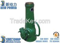 3.2T-200T Manual Powered Bottle jack Vertical Screw Jack(light) For Au