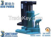 2.5T-20T Vertical Hydraulic Jack MHC Claw Type Jack, portable jack,