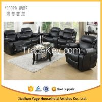 Modern design home theater living room motion recliner sofa