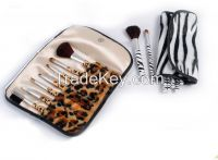 Leopard Brush set