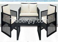out door rattan sofa sets