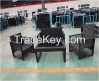 out door rattan sofa sets