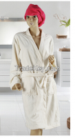 supersoft bathrobe