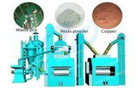 Circuit board separator recycling  machine