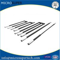 Lab furnace or industrial furnace use SiC heating elements
