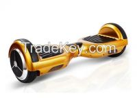 two wheels self balancing electric scooter with blue tooth,LED light
