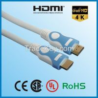 HDMI Cable High Speed With Ethernet v1.4 FULL HD 4K 3D