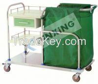 TC-301 Linen trolley