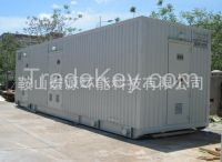 prefabricated mobile substation E-house