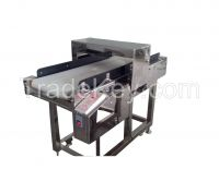 food metal detector for Aluminum foil  with conveyor belt