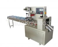 Horizontal pillow packaging machine