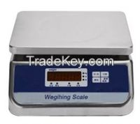 Waterproof Weighing Scale for seafood industry