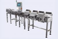 food weight sorting machine (multi-sorting machine)