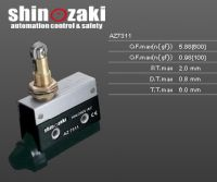 SHINOZAKI Limit Switches AZ7