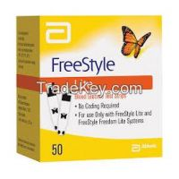 Freestyle lite test strip 50 count