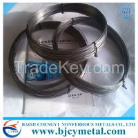 99.95% purity various specifications stranded tungsten wire for vacuum deposition