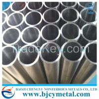 99.95% High Purity Various Dimensions Tungsten Pipe/tube