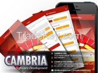 Cambria Mobile Apps Development