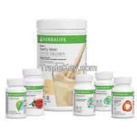 Formula shake mix and aloe tea