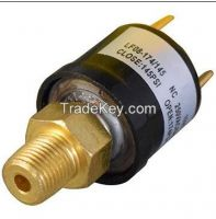 LF08-1111-XX-XX-1   pressure switch, for air control and controlling application