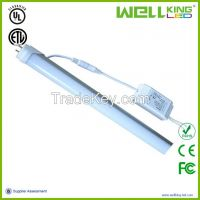 CRI>90 No Rewiring Required Ballast Compatible UL T8 Led Tube