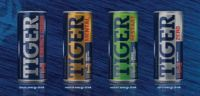 250ml Carbonated Energy Drink With Vitamin C