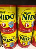 Nestle Nido Milk Powder, Red/White Cap
