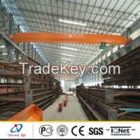 workshop used explosion-proof 3ton crane, sale single girder crane