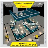 China made Lux Jewelry display showcase