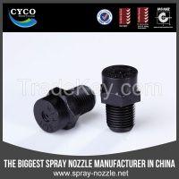 Dongguan CYCO FE Plastic Fine Misting Nozzle, 3 Bar Low Pressure Fine Fog Misting Nozzle, Humidifying Water Mist Nozzle