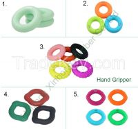Household Fitness Silicone Hand Gripper
