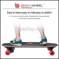 2015 new style elektro skateboard BENCHWHEEL wireless remote control Myway electric scooter