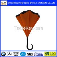 high quality windproof reverse umbrella