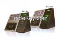 Multi Biometric Identification Time Att. And Access Control