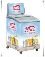 2016 high quanlity ice cream chest showcase chest freezer
