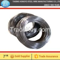 DIN 17223 EN 10270 JIS G 3521 GB 3206 Carbon Steel Wire