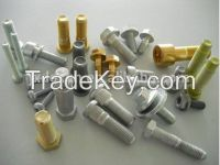 Customized bolts with your design drawings or samples