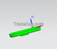 plastic injection service/ electronic PP housing shell per your drawing or sample