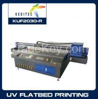 KUF-2513R KEDITEC LED UV Flatbed Printing Machine