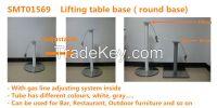 height adjustable Coffee table leg