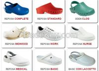 Professional & hospital footwear