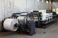 Full automatic paper roll cutting/slitting machine/sheeter/slliter