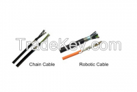 Industrial Cables--Chain cable and Robotic cable